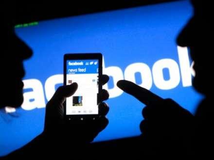 """""""Facebook"""" çökdü (FOTO)"""