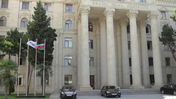 Azərbaycan XİN Edvard Nalbandyanın iddialarına cavab verib