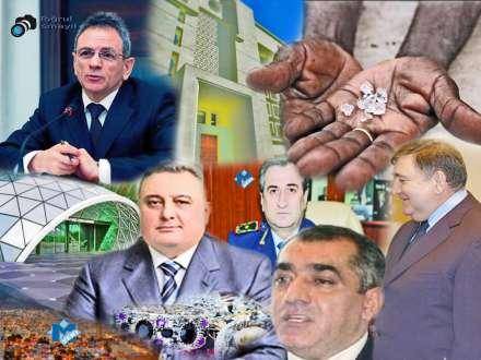 Mahmudovun Afrikadakı daş-qaş biznesi: işə diplomatın da adı qarışdı