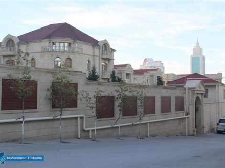 Akif Çovdarovun yan-yana 3 villası... - FOTOLAR