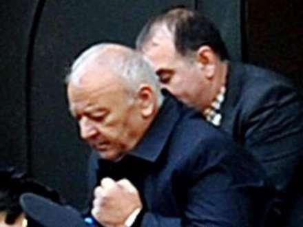 Akif Çovdarovun apellyasiya şikayətinə baxılıb