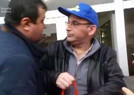 Arif Yunus həbsdən buraxıldı-VİDEO