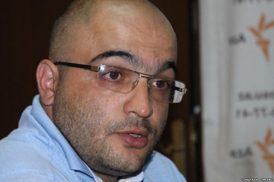 Eynulla Fətullayev Eldar Mahmudovdan yazdı