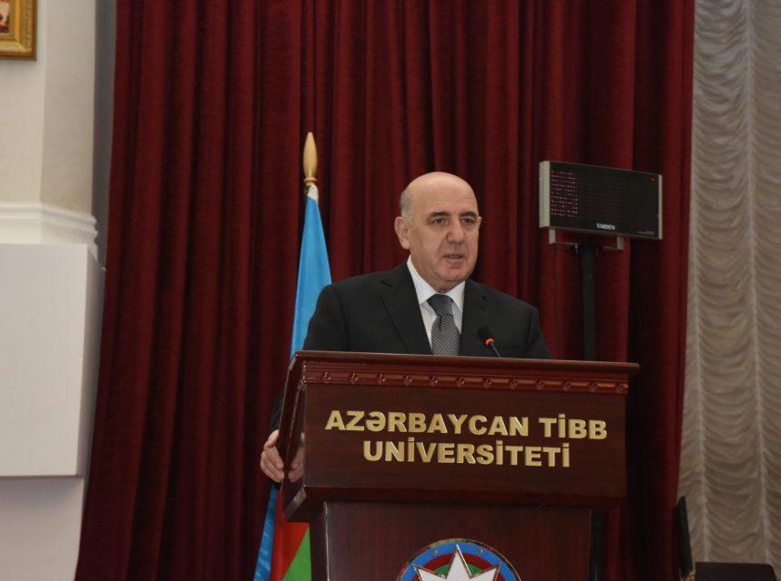 Tibb Universitetində beynəlxalq konqres keçirilir