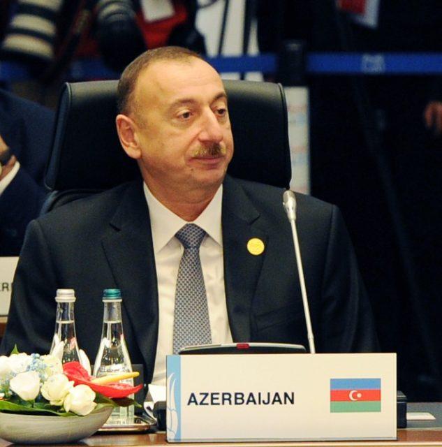 Prezident İlham Əliyev G 20 sammitində çıxış etdi