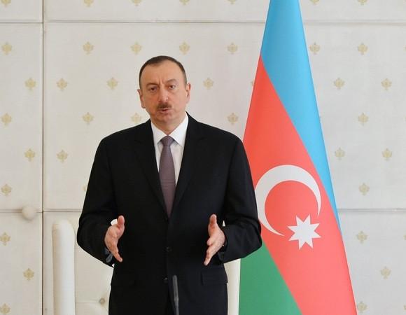 """İlham Əliyev: """"Seçki prosesi xalqın iradəsini əks etdirir"""""""