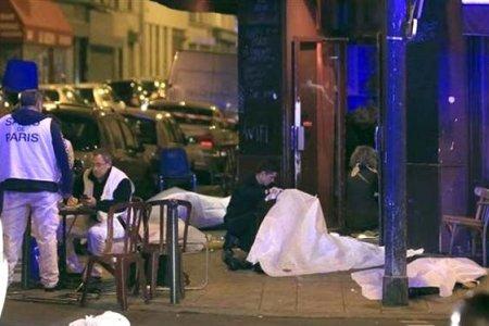 Parisi qana boyayanların kimlikləri açıqlandı