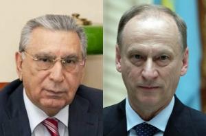 Ramiz Mehdiyev Rusiya Təhlükəsizlik Şurasının sədri ilə görüşdü