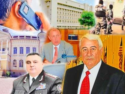 """General Elçin Əliyevlə Rəsul Quliyevin telefon danışığı – kod """"28 oktyabr""""…"""