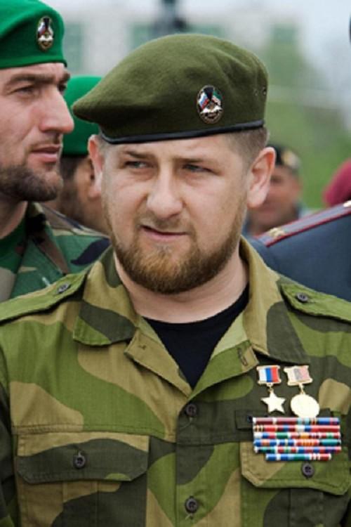 Çeçenistanın Prezidenti Ramzan Kadırov