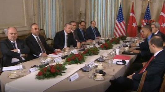 Obama Türkiyəni dəstəklədi