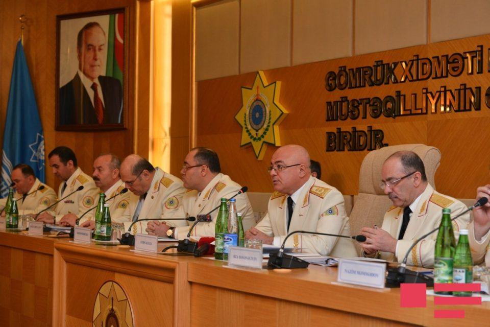 Dövlət Gömrük Komitəsi MDB-yə xəbərdarlıq etdi