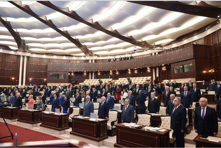 Parlament Komitələrinin yeni tərkibi seçildi
