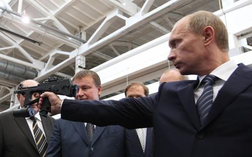 Putin silah