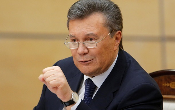 Viktor Yankoviç yenidən siyasətə qayıdır