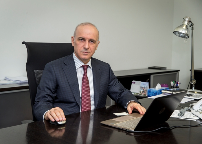 Azercell Telekom MMC-nin yeni prezidenti Vahid Mürsəliyev oldu