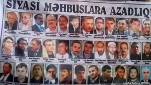 Siyasi məhbus probleminə baxış - kimin əmisi oğlusunuz?