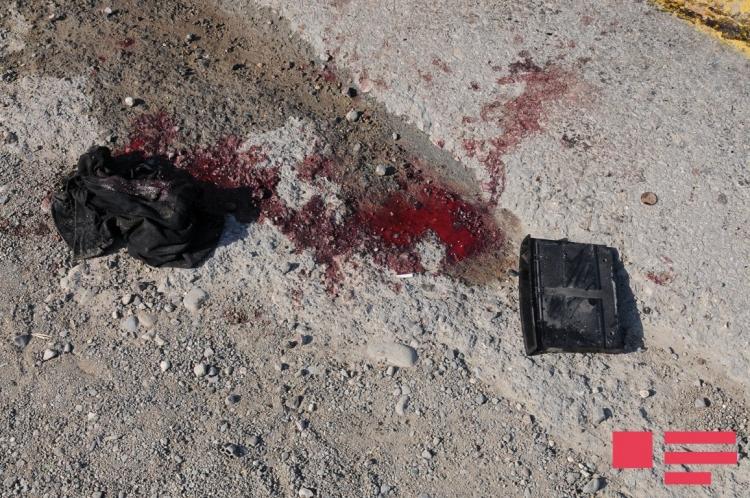 Ağdaşda baş verən yol qəzasında beş nəfər ölüb