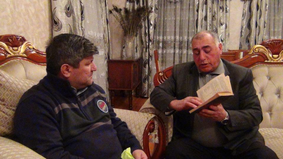 """""""Qaynar Qazan""""da Kərəm Məmmədov: """"Biz böyük Sovet ordusunun qarşısından qaçmadıq!""""-II hissə"""