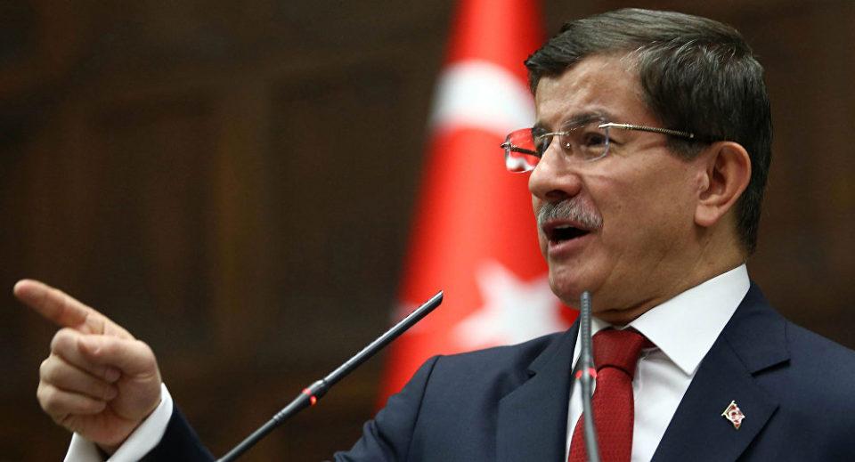 """Davudoğlu: """"Tehran və Ankara Yaxın Şərqdə təhlükəsizliyi birgə bərpa etməlidir"""""""