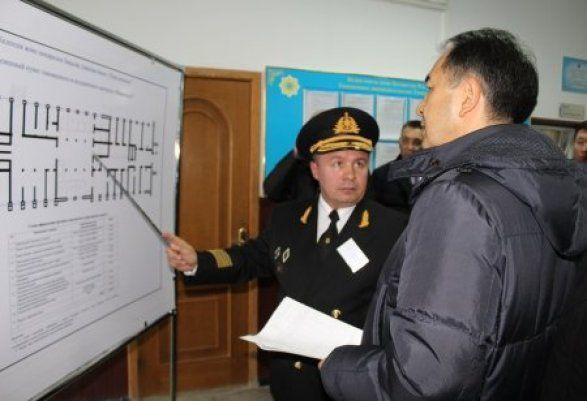 Aktau Limanı Bakı Limanının təcrübəsindən yararlanacaq