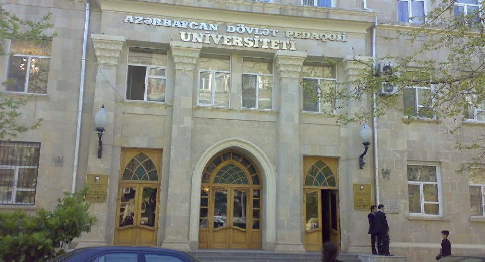 Universitet müəllimlərinin əmək haqqı artırıldı