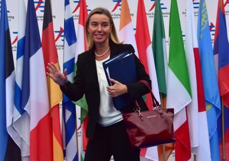 Federika Mogerini: ''Bütün siyasi məhbuslar azad edilməlidir''