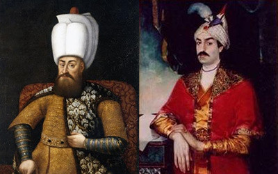 Selim-the-Grim and Shah Ismail