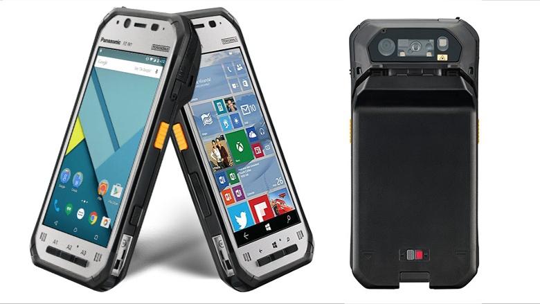 """Panasonic"" yeni smartfonunu nümayiş etdirib"