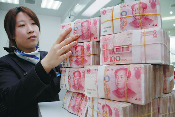 Çin bazara daha 70 mlrd. dollar çıxarıb