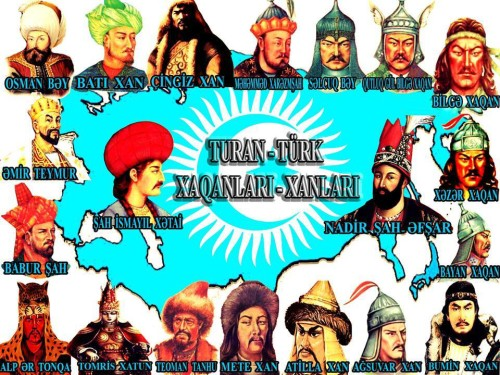 azərbaycan hökmdarları
