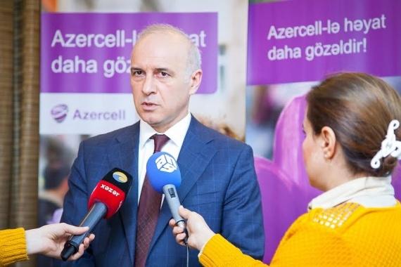 """""""Azercell"""" 2015-ci ilin yekunlarını ictimaiyyətə açıqladı"""