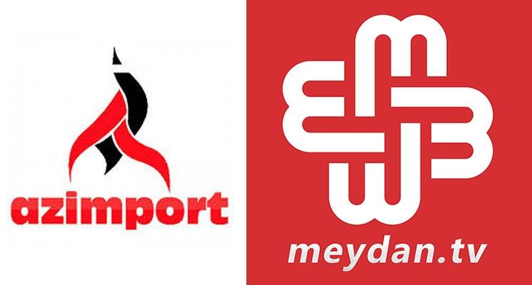 ''Azimport'' Meydan TV-ni məhkəməyə verir