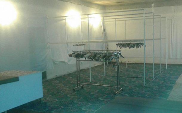 Bakıda kasıblar üçün açılmış pulsuz mağaza bir günə boşaldıldı