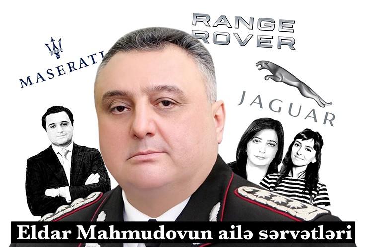 Eldar Mahmudovun ailə sərvətləri-ARAŞDIRMA