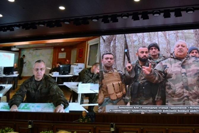 Rusiya aviasiyası Suriyadadöyüş uçuşlarını dayandırıb