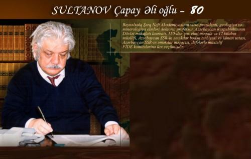 ÇAPAY SULTANOV BANER