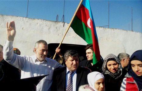 Milli Dövlətçilik Partiyasının sədri, siyasi məhbus Nemət Pənahlı azadlıqda - VİDEO