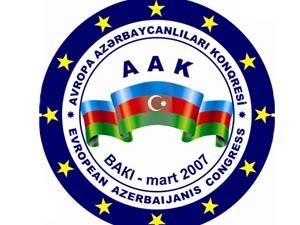 Avropa Azərbaycanlıları Konqresi Azərbaycanlıların Soyqırımı Günü ilə bağlı müraciət yayıb