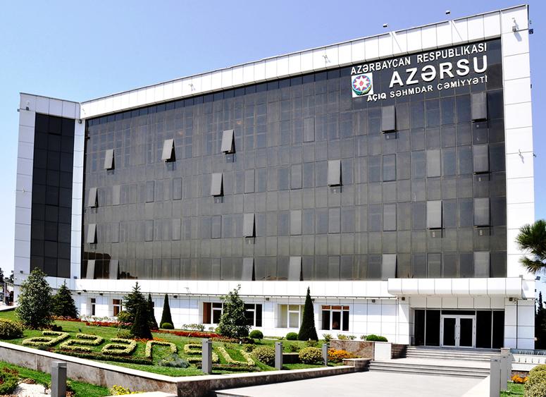 """Azərbaycan Prezidenti """"Azərsu"""" ASC-yə 12 milyon manat ayırıb"""