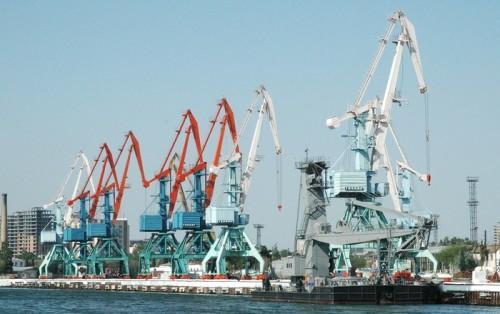 Bakı Beynəlxalq Dəniz Ticarət Limanı