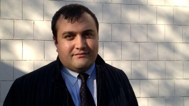 Картинки по запросу Tanınmış vəkil Elçin Sadıqov