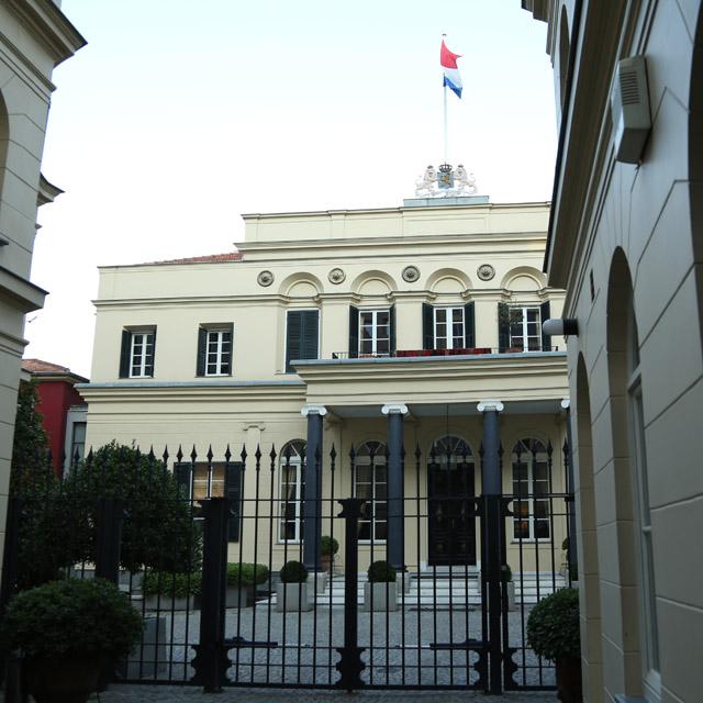 Hollandiyanın İstanbuldakı konsulluğu bağlanıb