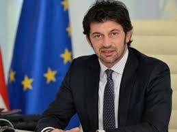 """Kaladze: """"Yaxın gələcəkdə Gürcüstan özünü elektrik enerjisi ilə tam təmin edəcək"""""""