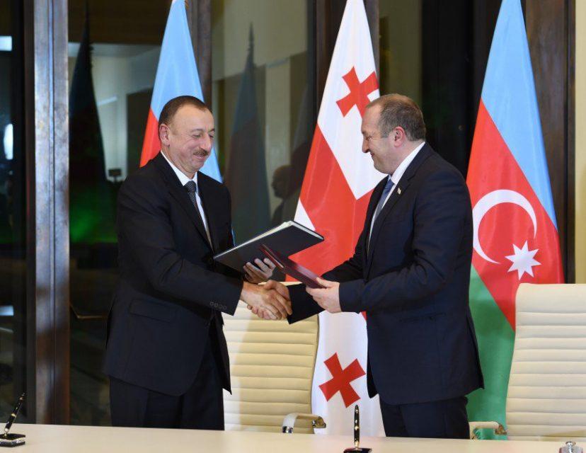 Gürcüstan prezidenti Azərbaycana səfər edəcək