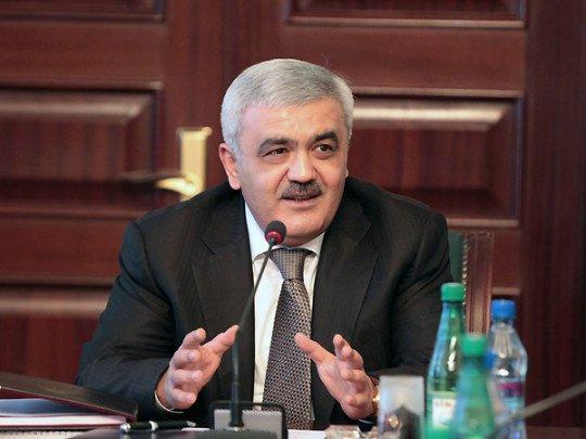 Rövnəq Abdullayev yenidən federasiya prezidenti seçildi