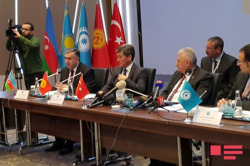 Türk Şurası nəqliyyat nazirlərinin III toplantısı 1