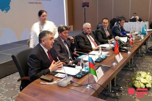 Türk Şurası nəqliyyat nazirlərinin III toplantısı 2