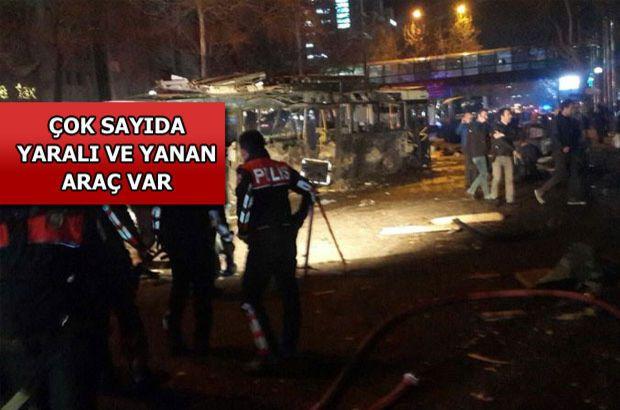 Ankarada daha bir dəhşətli partlayış –27 ölü, 75 yaralı (FOTO)-VİDEO