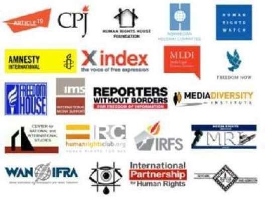 21 beynəlxalq təşkilat bütün siyasi məhbusların azad edilməsinə çağırır